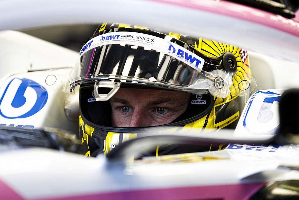 """Hülkenberg """"intéressé"""" par un test en IndyCar, selon Carpenter"""