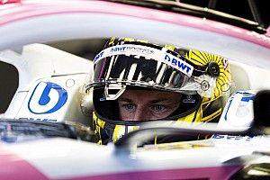 Хюлькенберг проведет тесты машины IndyCar