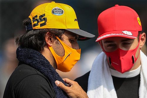 Сайнсу понравились шутки про его переход в Ferrari