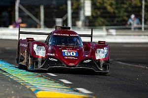 Calderón tras su debut en Le Mans se siente más confiada en el coche