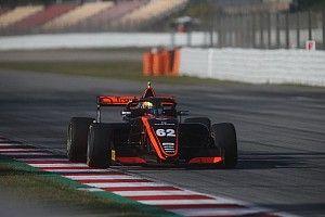 Formula Regional, Barcellona, Libere 2: Hauger brilla