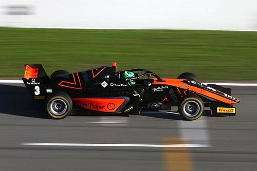 Formula Regional, Barcellona: Chovet si riscatta in Gara 3
