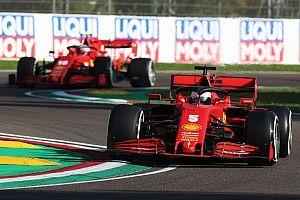 Ferrari focust op 2022, pas ingrijpen in 2021 als het echt misgaat