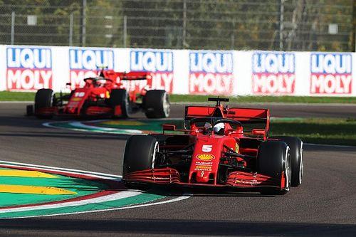 Vettel: será difícil adelantar en Imola