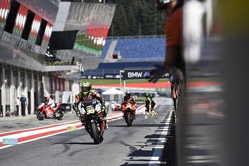 "Crutchlow ""confiant"" d'être encore en MotoGP en 2021"