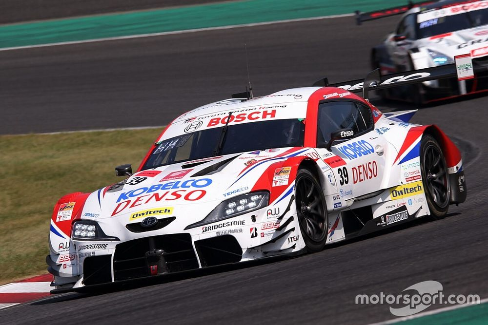 Kovalainen philosophical about lost Super GT podium