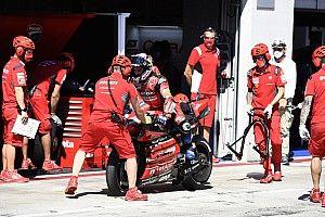 """Dovizioso: """"Litigué mucho con Ducati; el enfoque de los italianos es particular"""""""