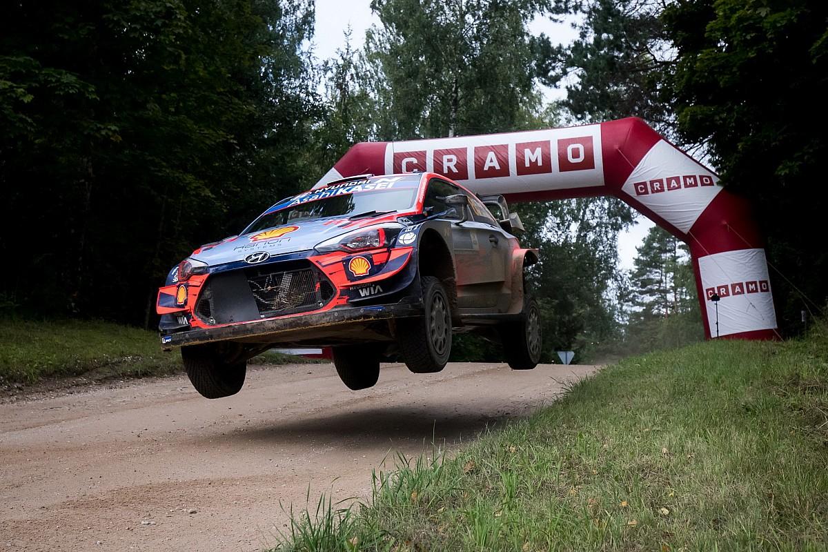 WRC, Rally Estonia: Tanak chiude al comando la prima tappa