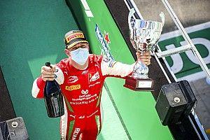 Drugie zwycięstwo Schumachera w F2
