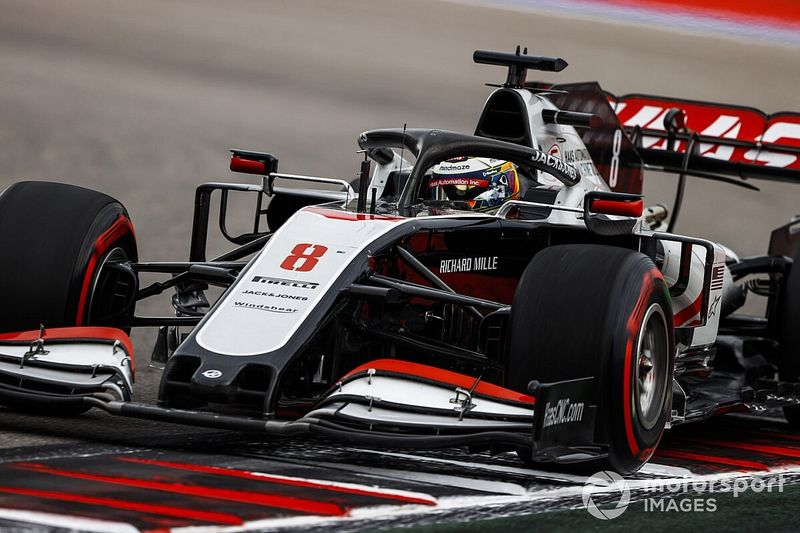 Grosjean: Old parts partly to blame for inconsistent Haas form