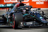 В Mercedes объяснили выбор шин Soft для Хэмилтона в конце Q2
