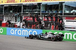 Mercedes, bu hafta sonu art arda 7. takımlar şampiyonluğunu kazanabilir