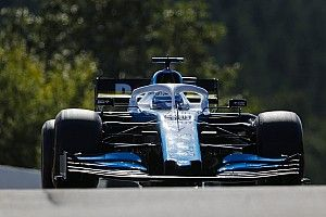 Russell says Italy will be toughest race for Williams