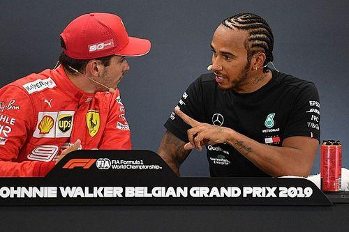 Хэмилтон о Ferrari: Зря они делают ставку на Леклера