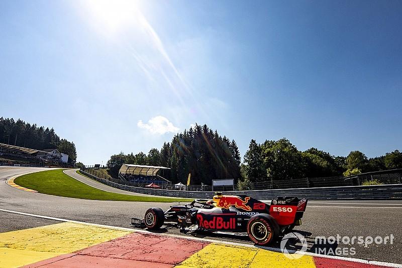 """レッドブル代表、アルボンとガスリーのベルギーGPを""""賞賛"""""""