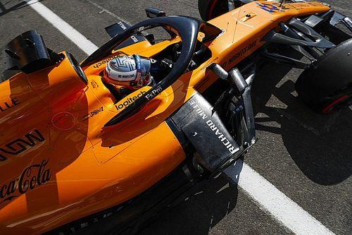 Sainz gana una posición a pesar de cambiar más piezas