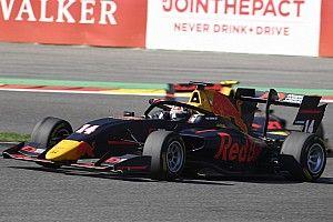 F3ベルギーレース2:角田裕毅、2位表彰台! 名取も初ポイント獲得で日本勢が躍進