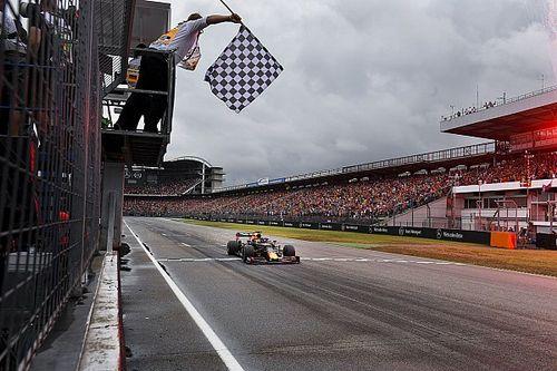 Rosberg, Andretti, Button y Hill alaban en redes sociales el GP de Alemania