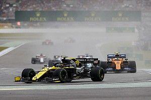 Renault prépare sa dernière évolution moteur de la saison
