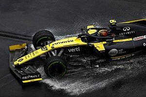 Az FIA szerint semmi gond nem volt a festéssel az utolsó kanyarokban