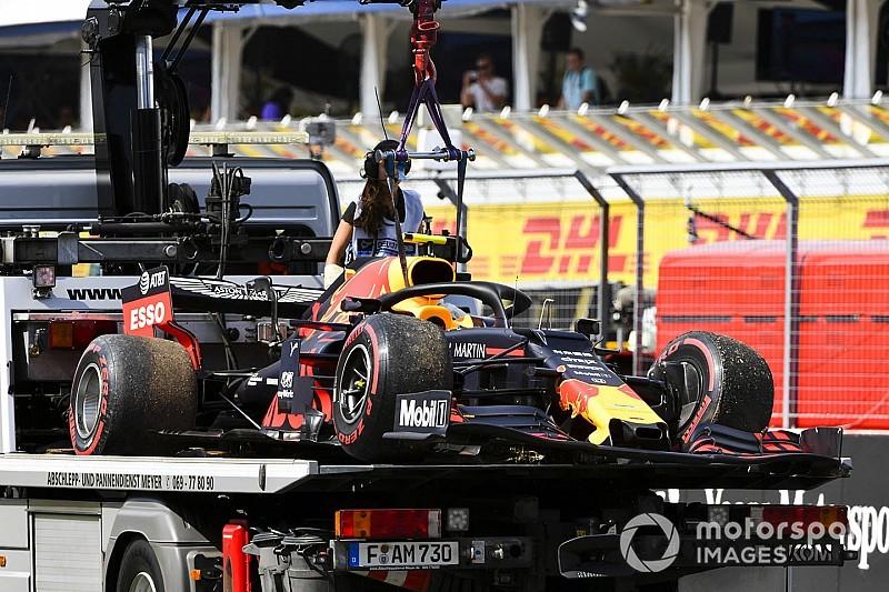 Gasly 142 millió forintos kárt okozott a Red Bullnál