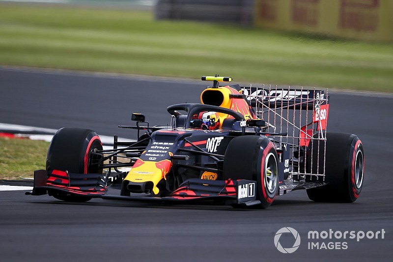 Britanya GP 1. antrenman: Gasly ve Red Bull lider!