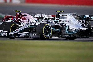 Photos - Les F1 en piste à Silverstone