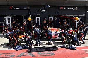 A Red Bull egy nagyon más Gaslyt látott a Brit Nagydíjon