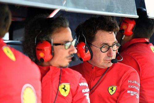 Ferrari defiende la sanción que recibió en Alemania