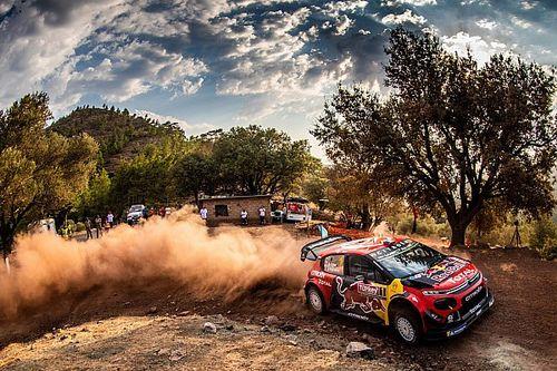 WRC Türkiye: Ogier liderliğe yükseldi