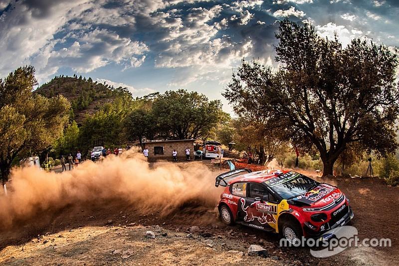 Turkey WRC: Ogier overhauls Lappi to take lead