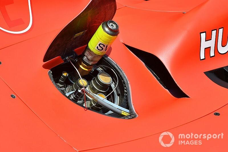 400 000 рублей за штуку. FIA объявила тендер на датчики расхода топлива