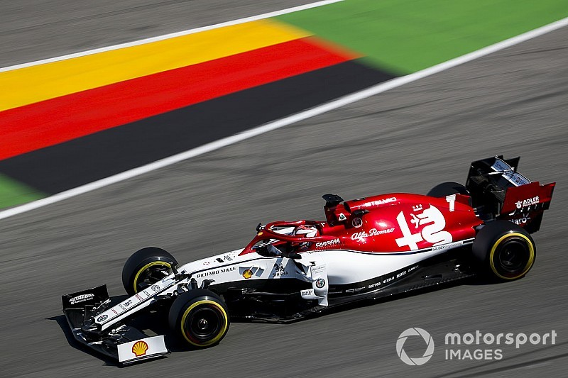 LIVE Formel 1: GP von Deutschland, Freies Training 3