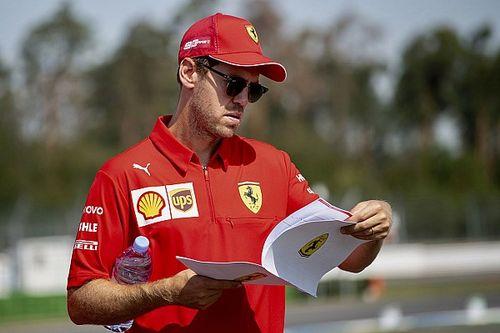 """Vettel: Ferrari, Almanya GP'ye """"açık bir zihinle"""" gidecek"""