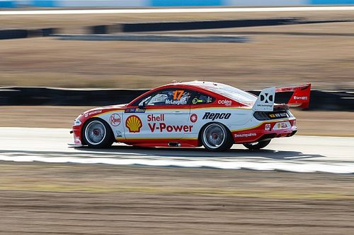Ipswich Supercars: McLaughlin sets record pace in final practice