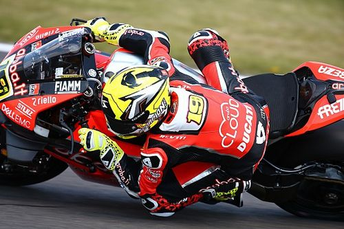 """Bautista: Crash caused by riding too fast with """"s*** feeling"""""""