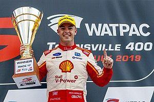 McLaughlin leaving NASCAR future in Penske's hands