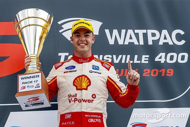 Townsville Supercars: McLaughlin claims 13th season win