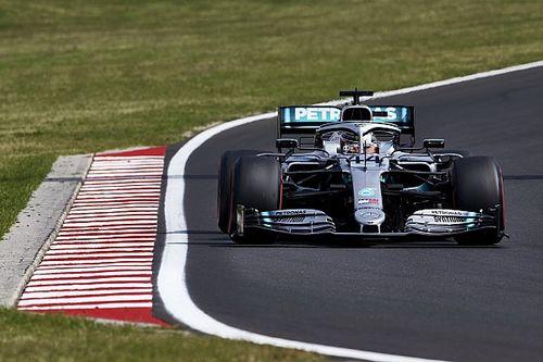 Volledige uitslag F1 GP van Hongarije