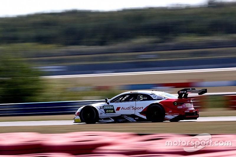Lausitz DTM: Rast kazandı, Audi şampiyonluğu garantiledi