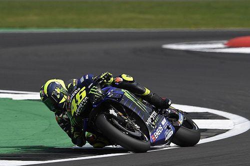 """Rossi: """"Ir rápido en Misano, donde nos tocaba sufrir, es muy positivo"""""""