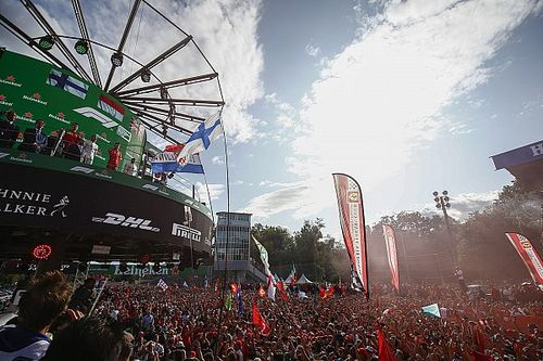 El GP de Italia renueva con la F1 en mitad de la pandemia