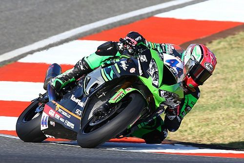 Supersport, Magny-Cours: Mahias vince in volata, team Bardahl out