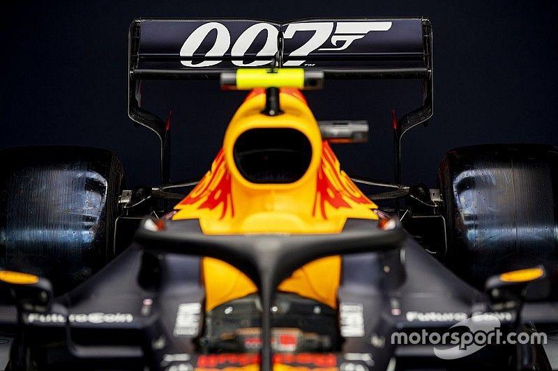007: ¡Red Bull llevará una decoración a lo James Bond en Silverstone!