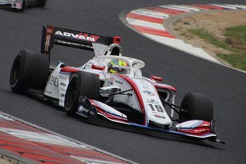Okayama Super Formula: Sekiguchi fastest in practice