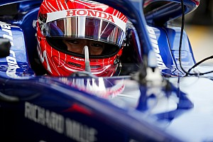 "Matsushita not ready to abandon ""one percent"" F1 dream"