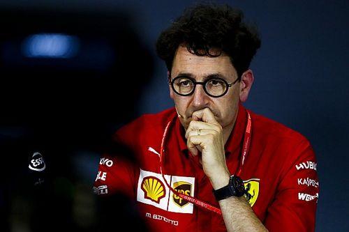 """Binotto: """"Sono contrario al quarto motore se c'è un GP in più"""""""
