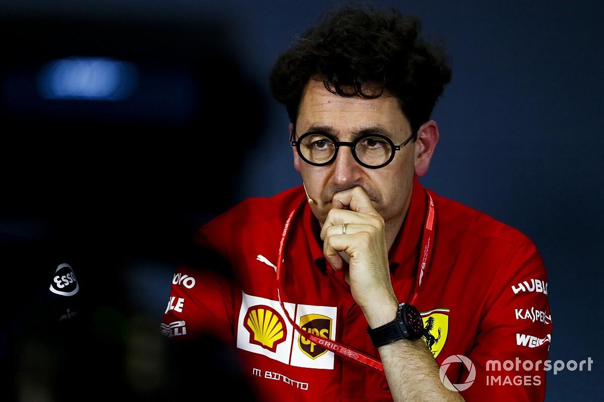 """Plafond budgétaire: Ferrari menace de """"déployer son ADN"""" hors de la F1"""