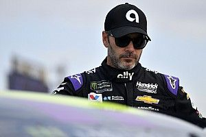 Jimmie Johnson's playoff streak may be 'running out of days'