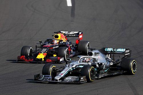 """Horner: """"Strategia sbagliata? No, la Mercedes è solo più forte"""""""